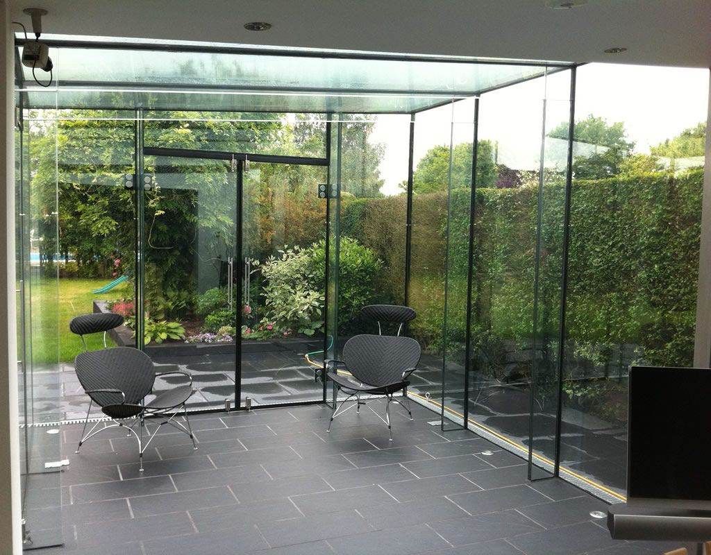 Modern Glass Extensions welcome to edge frameless | contemporary extensions using modern