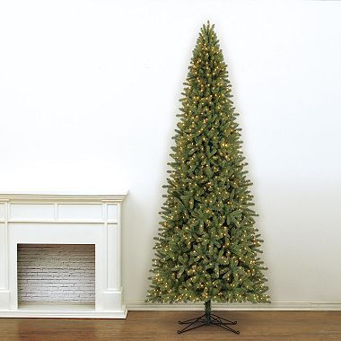 12 39 Member 39 S Mark Artificial Pre Lit Led Ellsworth Fir Quick Set Simple Shape Christmas Tree Christmas Tree Christmas Tree Storage Fir Christmas Tree