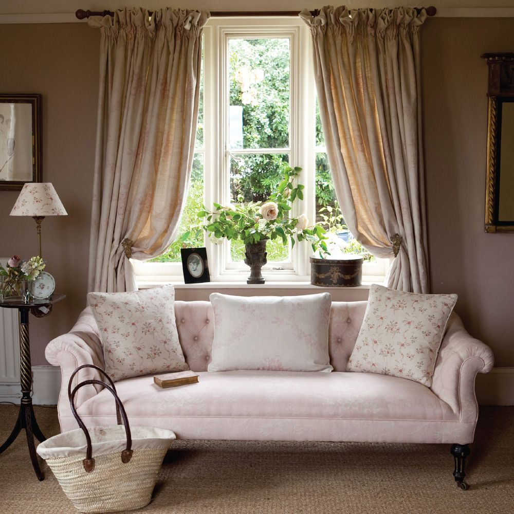 Paint smoked trout farrow ball curtain fabric pink - Dimity farrow and ball living room ...