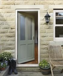 Richmond M&T Glazed   External Hardwood Doors   Doors & Joinery   Howdens Joinery