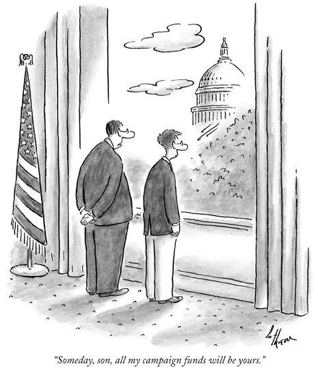 Political Cartoons The New Yorker Humor Pinterest