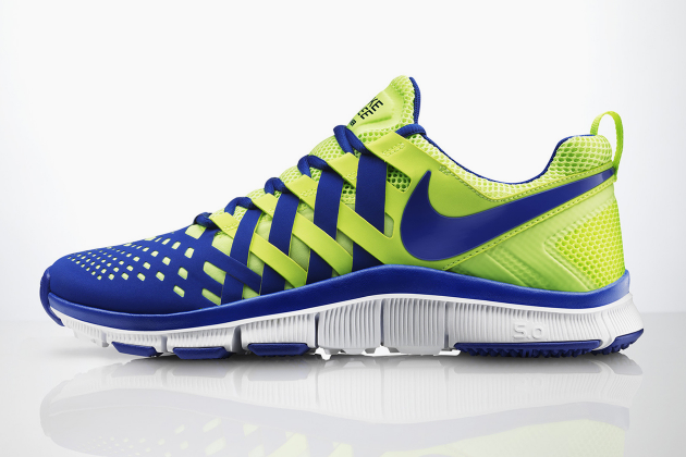 detailed look 0a8ec d1300 Nike Free Trainer 5.0