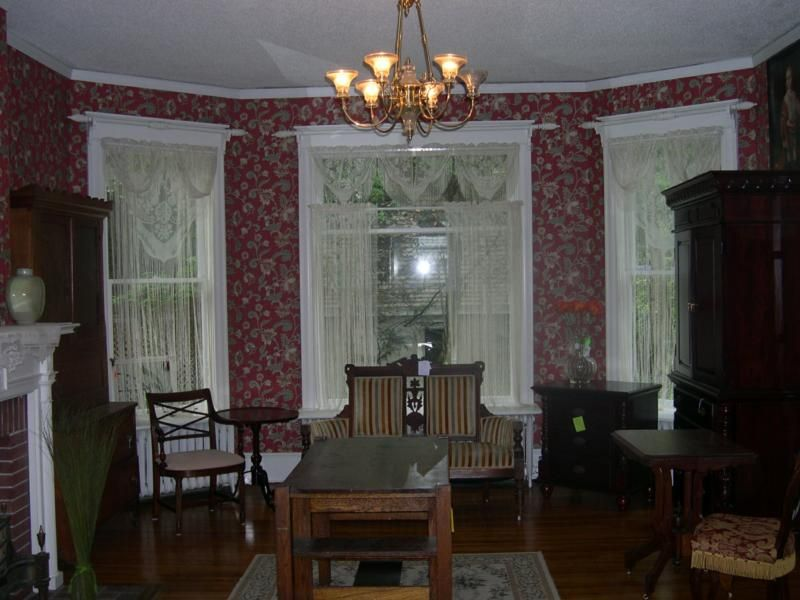 If You Like Antiques, and Victorian houses, Visit Lillian's ...