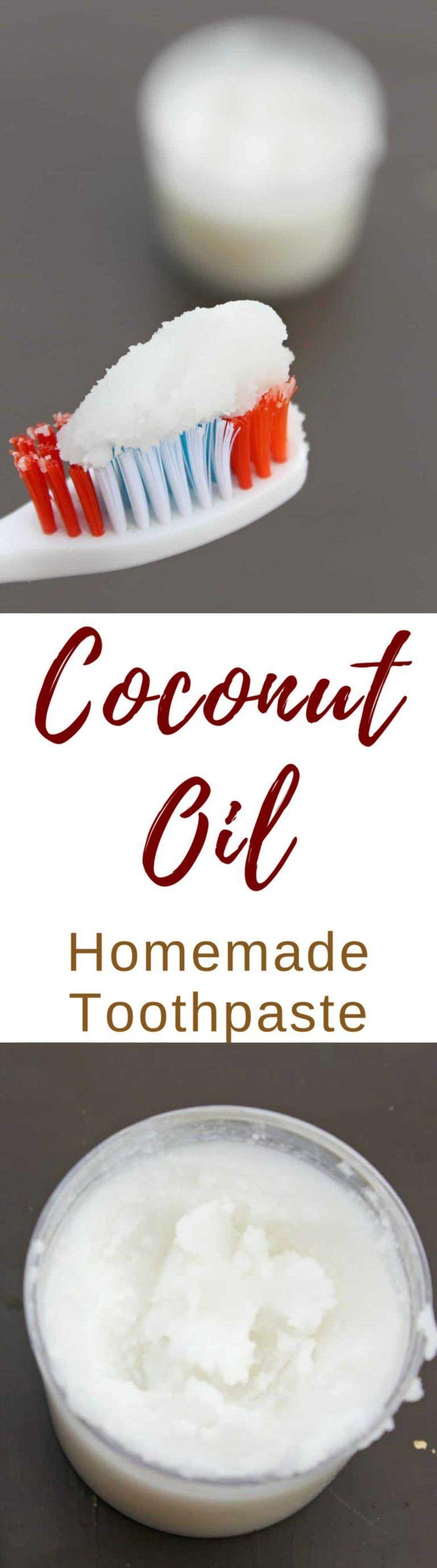 Coconut oil toothpaste recipe toothpaste recipe