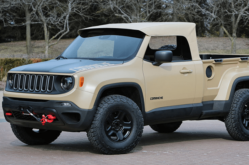 your pickup truck wrangler of is jeep dreams capabilities this the