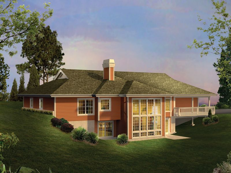 House Plan House Plans And More Bungalow House Plans Earth Sheltered Homes House Plans