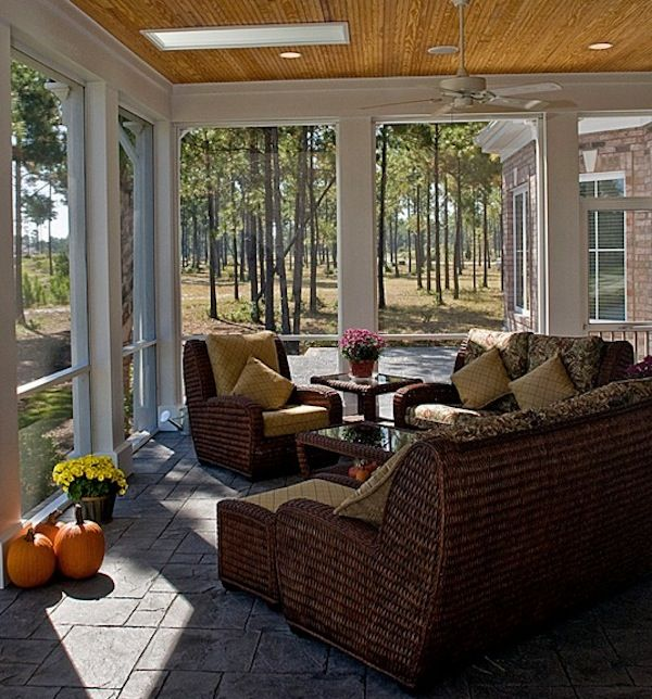 25 best sunroom furniture ideas on pinterest screened