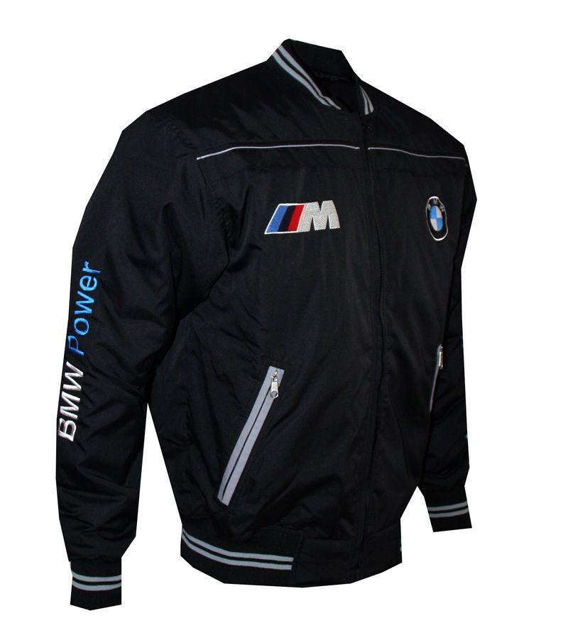 BMW M-Power Jacket - embroidered logos / Coat Veste Parka M Performance M2  M4 M5 #amfanwear #BasicJacket | Mens outdoor jackets, Jackets, Men's coats  & jackets