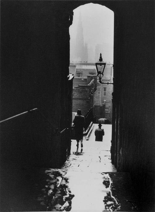 Norman parkinson untitled edinburgh 1950