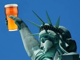 Cheers America.   Statue of liberty, Statue, Liberty island