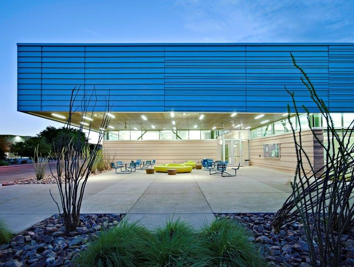 Mesa Community College Health Wellness Building With Images