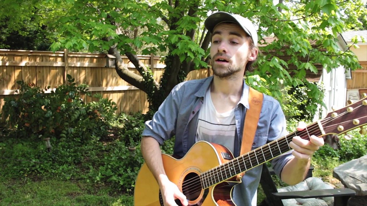 Ophelia - The Lumineers (Cover by Bryan Mahon)