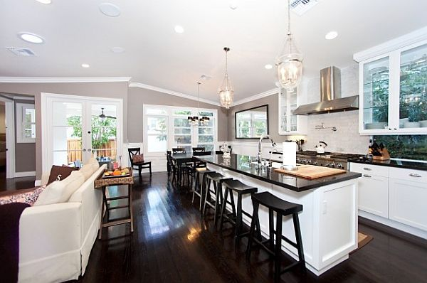 Open Floor Plans Vs Closed Floor Plans: The Pros And Cons Of Open Versus Closed Kitchens