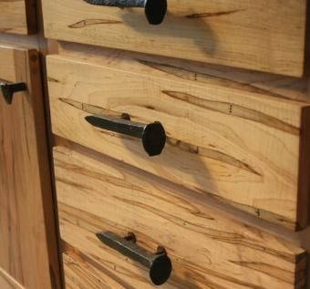 Railroad Spike Cabinet Pulls  Cool Idea Railroad Spike Handle Right Handed  By UniqueKnobs On Etsy