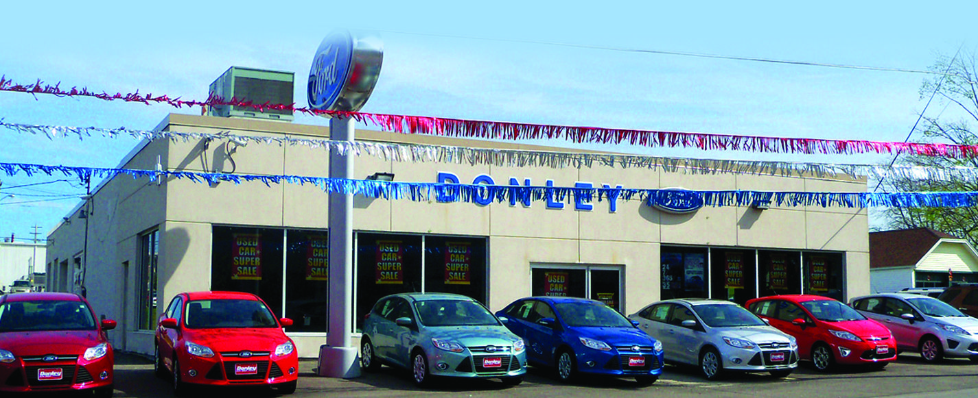 Donley Ford Of Galion Oh Ohio Shelby Ford