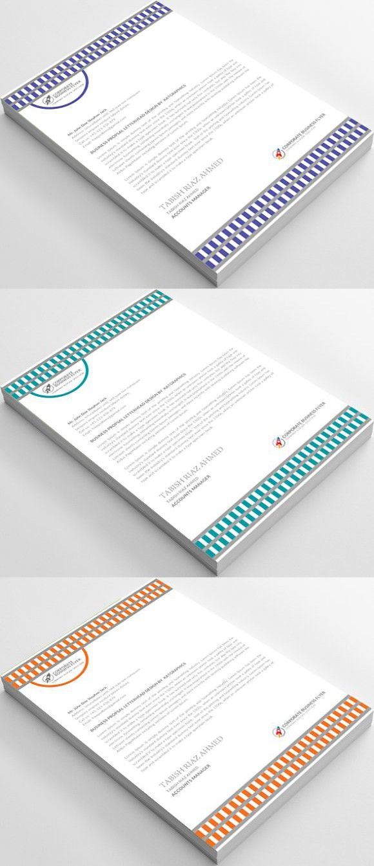 Massage Letterhead Template. Creative Business Card Templates ...