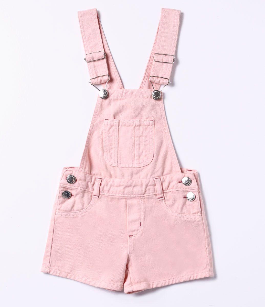 Jardineira infantil marca fuzarka tecido sarja veja for Jardineira jeans infantil c a