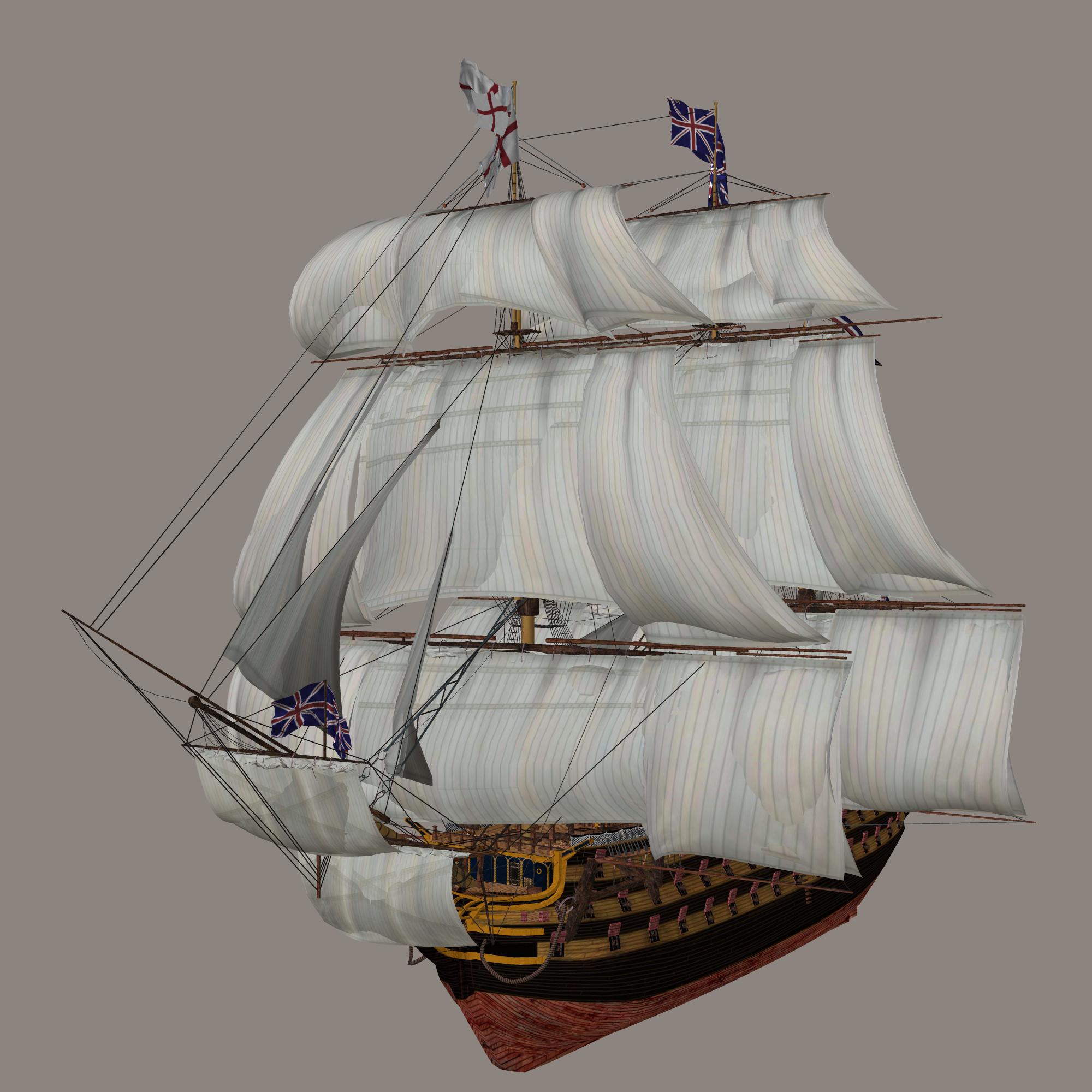 Sailing Ship Png Image Sailing Ships Pirate Ship Model Pirate Ship