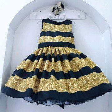Vestido Fantasia Luxo Lol Surprise Bee Queen