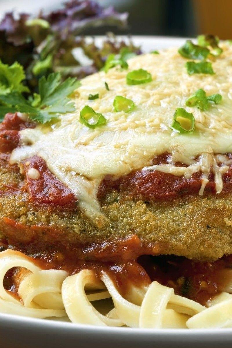Easy italian recipes chicken parmesan