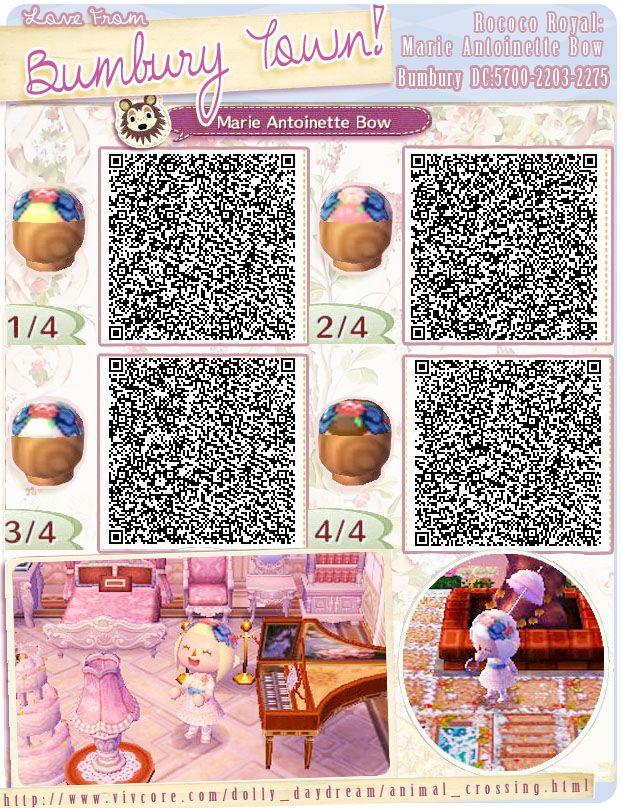Animal Crossing Qr Codes Animal Crossing Haar Ac New Leaf