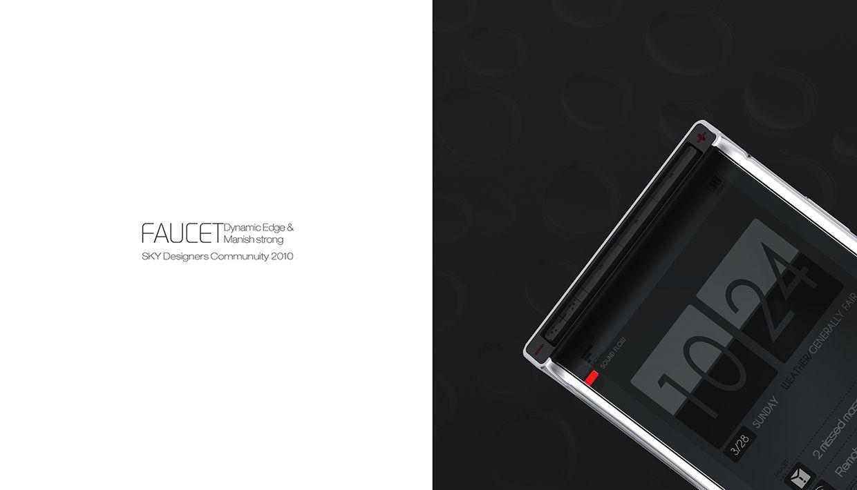 Internship for Pantech, Co.(Sky Designer\'s Community) on Behance   C ...