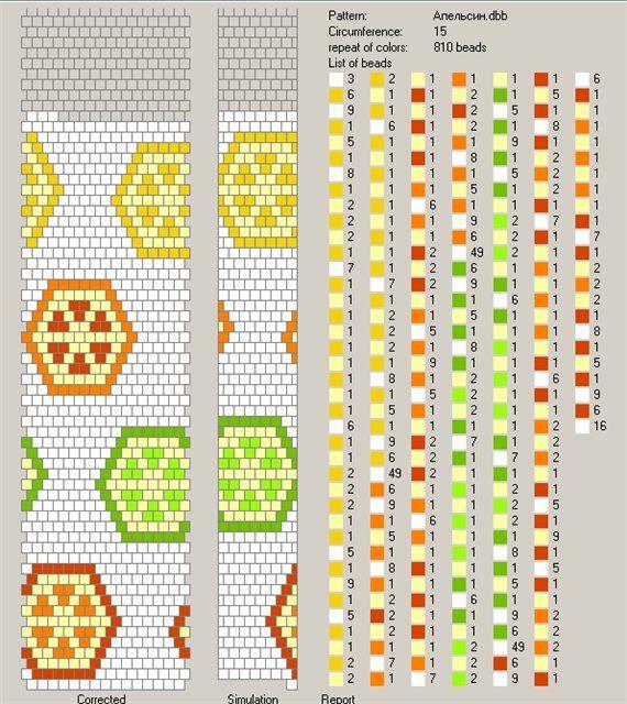 узор для жгута желто-синий - Поиск в Google | схемы жгутов ...