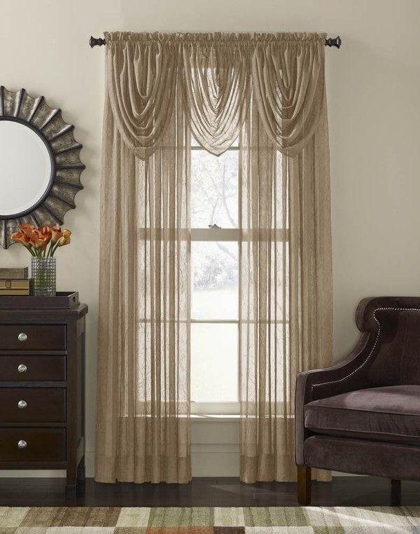 passende gardinen fürs wohnzimmer auswählen pastell Gardinen - deko gardinen wohnzimmer