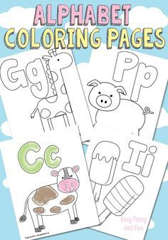 65 Top Free Printable Alphabet Coloring Pages Easy Peasy And Fun Images & Pictures In HD