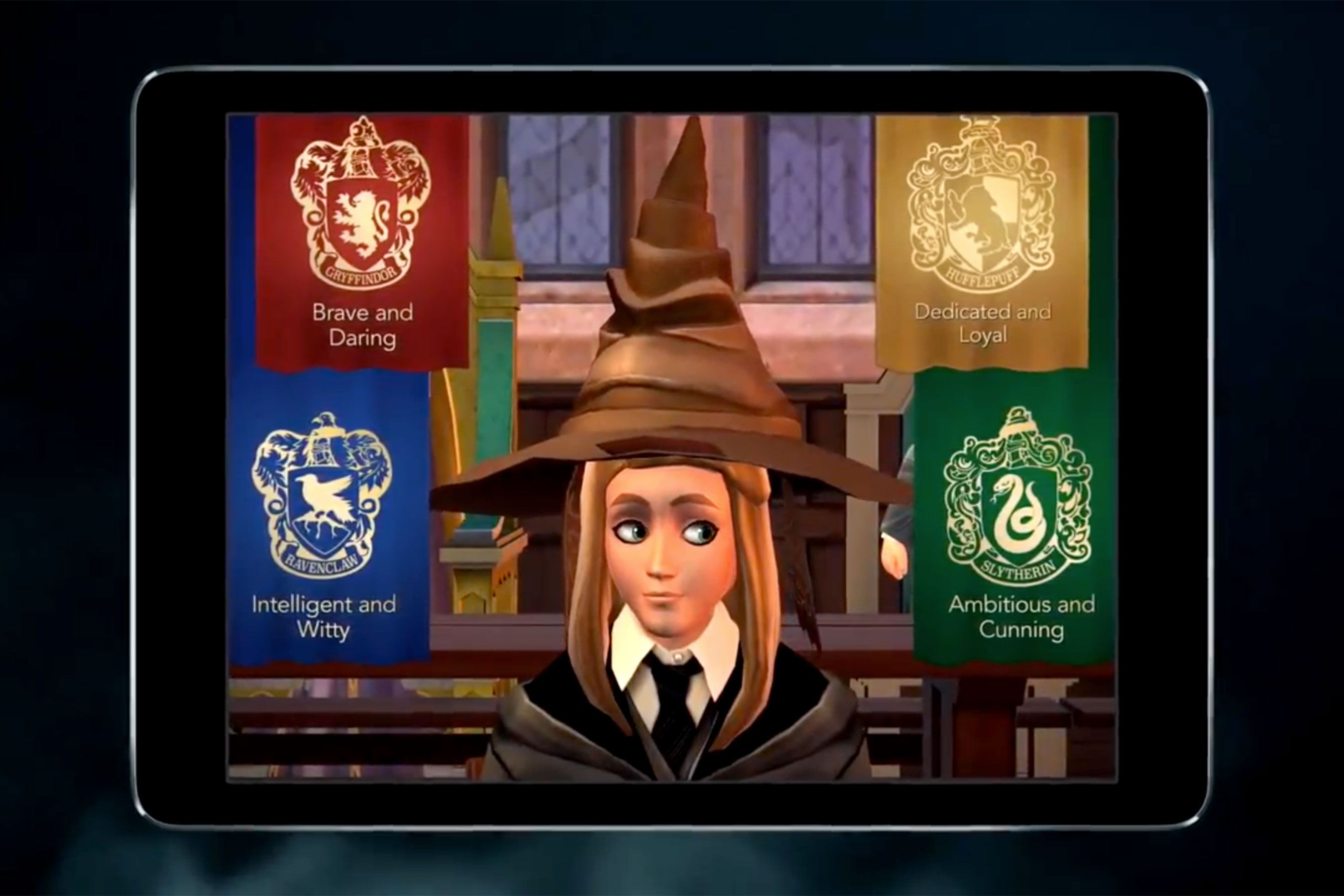 Harry Potter Hogwarts Mystery Releases New Gameplay Trailer Hogwarts Mystery Hogwarts Mystery Games