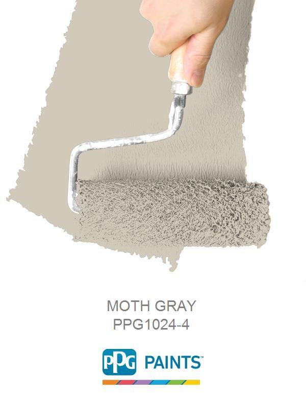 Moth Gray – PPG1024-4