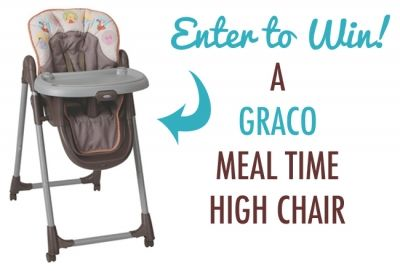Win a Graco Meal Time High Chair | The Baby Post  sc 1 st  Pinterest & Win a Graco Meal Time High Chair | The Baby Post | mullen24@yahoo.ca ...