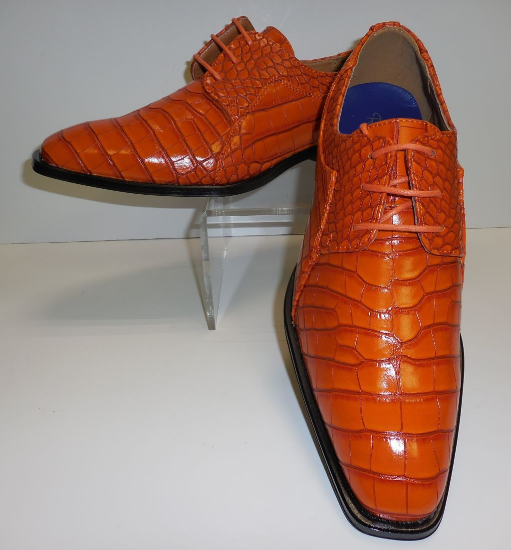burnt orange dress shoes for search wedding