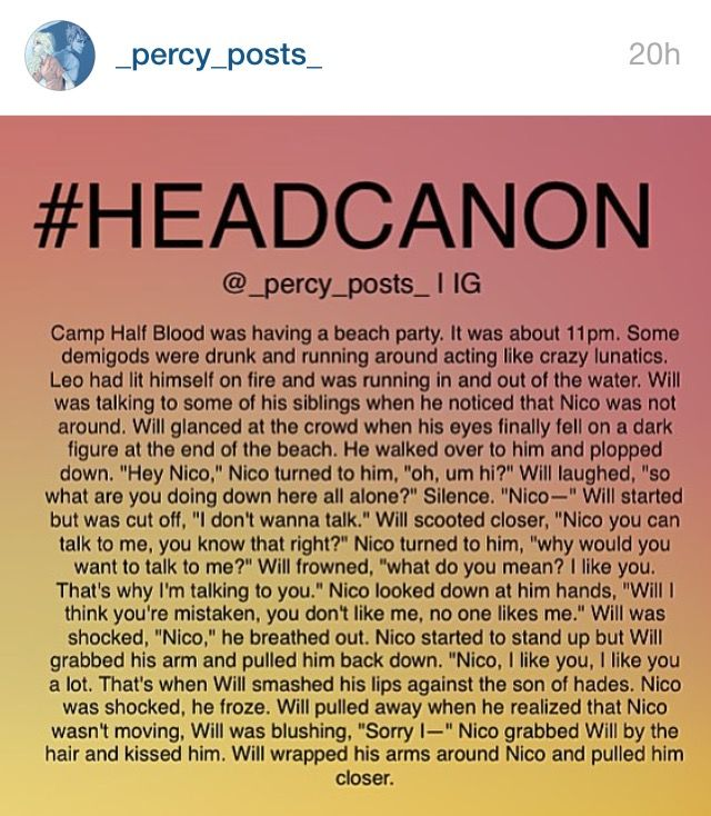 Credit To Percy Posts Squeeeeeeeeee Solangelo Percy Jackson