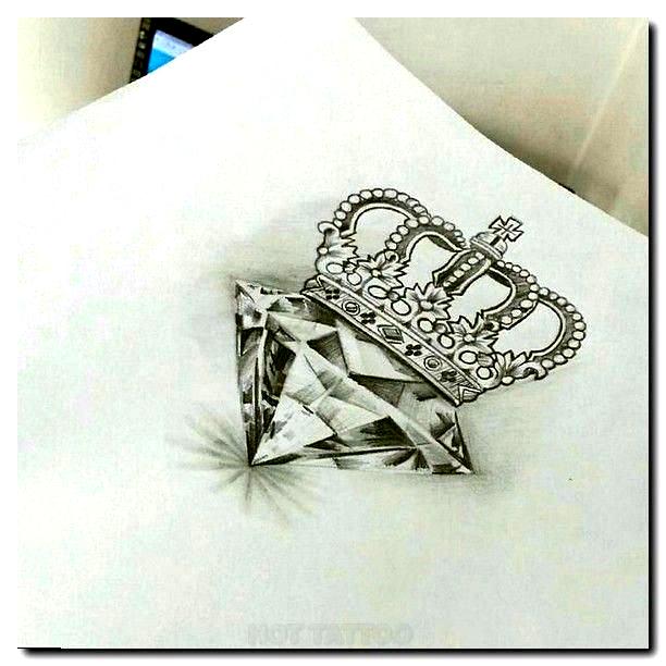 Tattooideas Tattoo Memorable Tattoo Designs Self Love Tattoo Symbols Egyptian Tattoo Chest Kids Name Ta In 2020 Diamond Crown Tattoo Crown Tattoo Tattoos For Guys