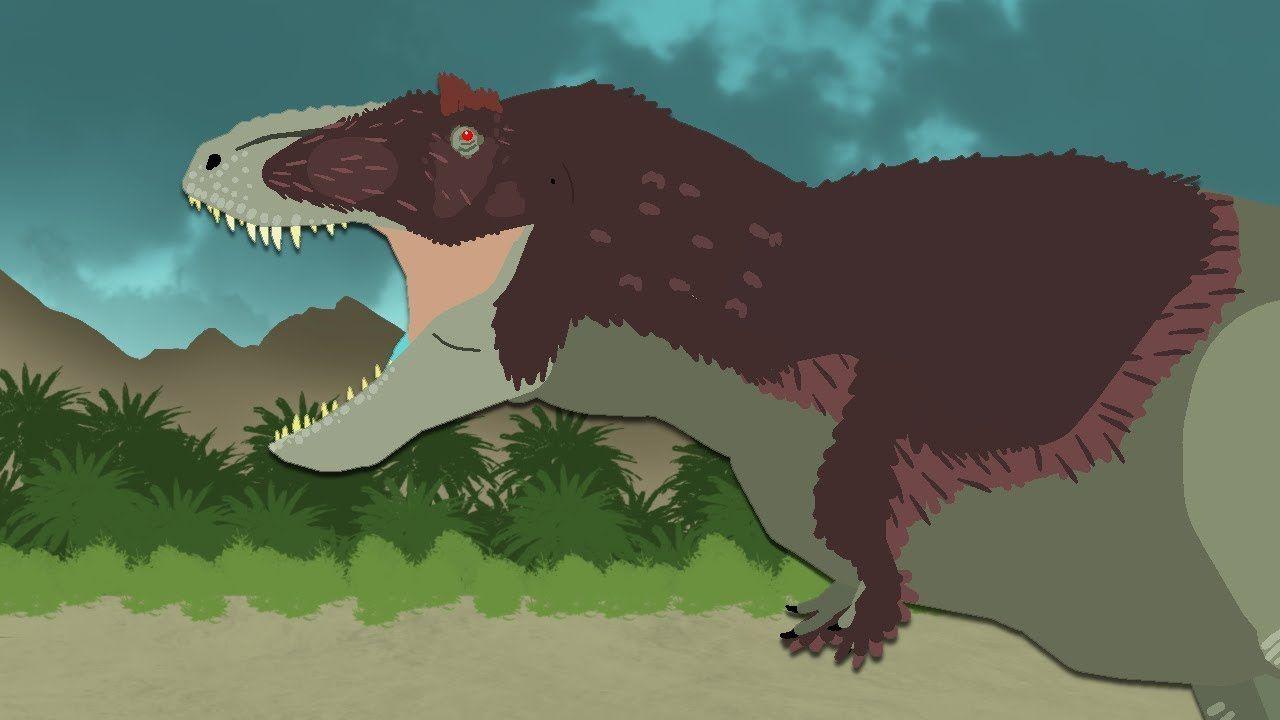 DinoMania - Dinosaurs cartoons | Tyrannosaurus Rex vs Allosaurus | Godzilla and Dinosaurs battles - YouTube #tyrannosaurusrex