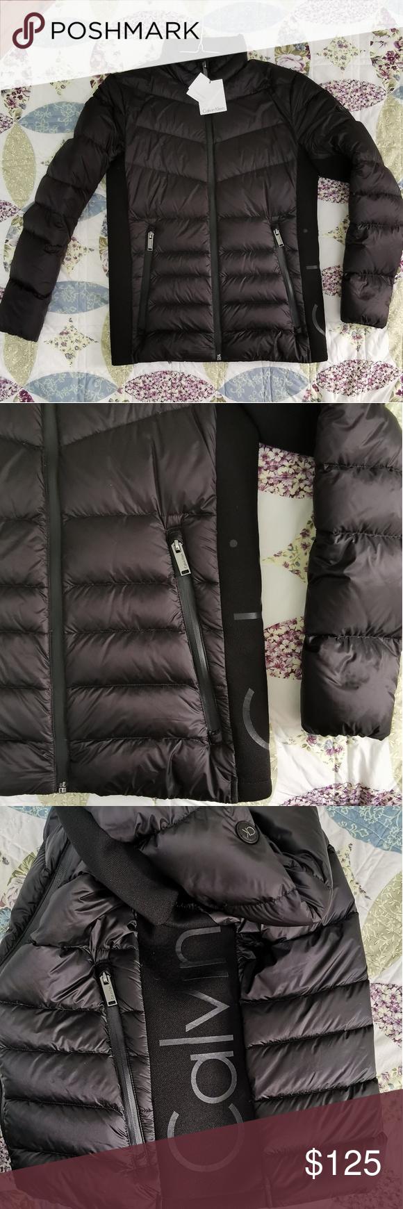 SOLD🧥Calvin Klein Premium Down Jacket Jackets, Down