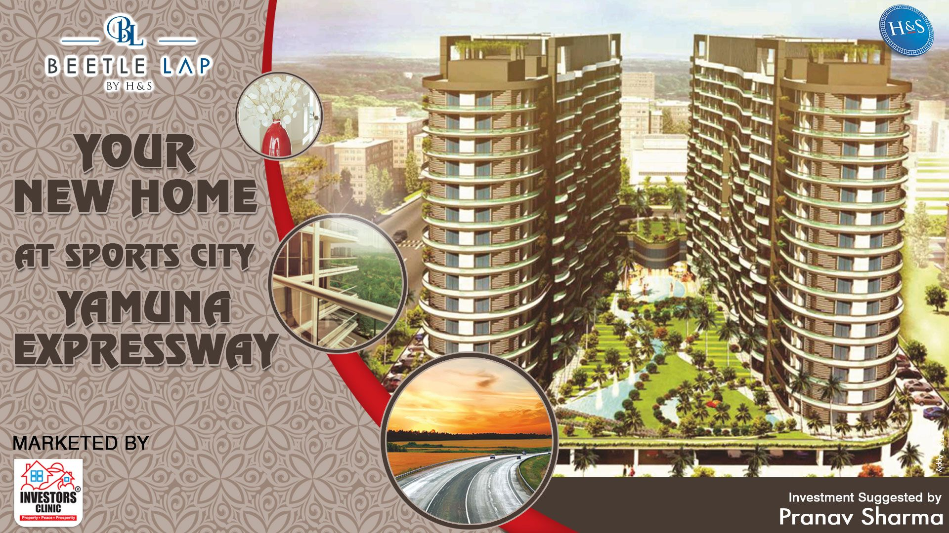 The finest residential pit stop of Yamuna Expressway.  #BeetleLap, an exhilarating residential destination located at Jaypee Sports City, is one of the fastest emerging projects in NCR. Call at +91 9250401940 for more information. #residence #realestate #yamunaexpressway