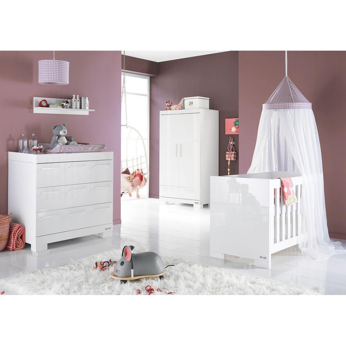 stylish nursery furniture. BabyStyle Aspen 4 Piece Room Set Contemporary, Ultra-Modern Nursery Furniture This Super- Stylish R