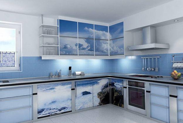 dark blue countertops   ... Countertops Sinks Color Flooring Small ...
