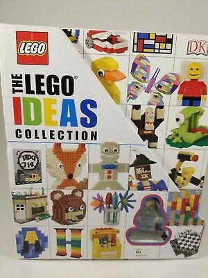 Ad – The Lego Ideas Collection 10 Hardback Books. Random MiniFigure.