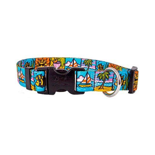 Seaside Standard Collar by Yellow Dog Design