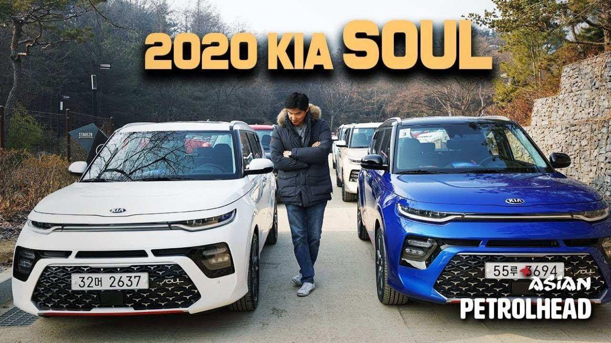 Kia Soul 2020 Youtube Ratings In 2020 Kia Soul Kia Petrolhead