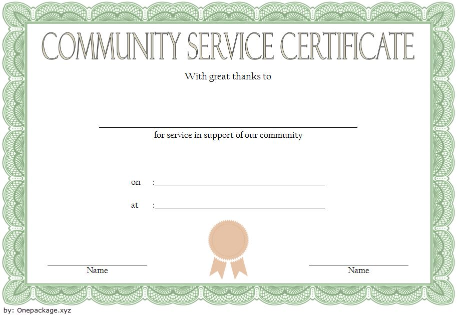 Pin On Best Certificate Template
