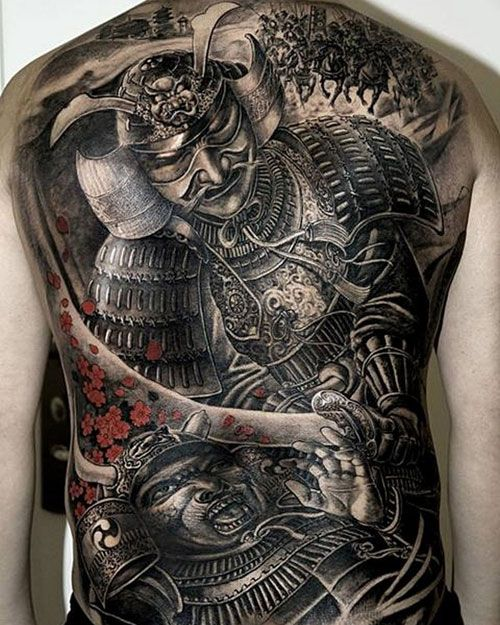 51 Best Back Tattoos For Men Cool Designs Ideas 2019 Guide Back Tattoos For Guys Back Tattoos Tattoos For Guys