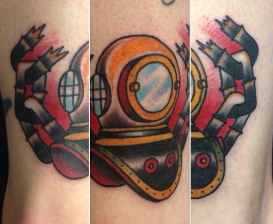 Artist Elmer Fudd Rodriguez Orange County California Instagram Elmerfuddtattoos Ameri American Traditional Tattoo Traditional Tattoo American Traditional