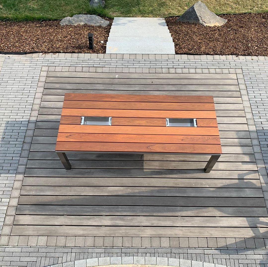 Pin Von Max Ferlemann Auf Mobel In 2021 Terrassentisch Garten Gartentisch