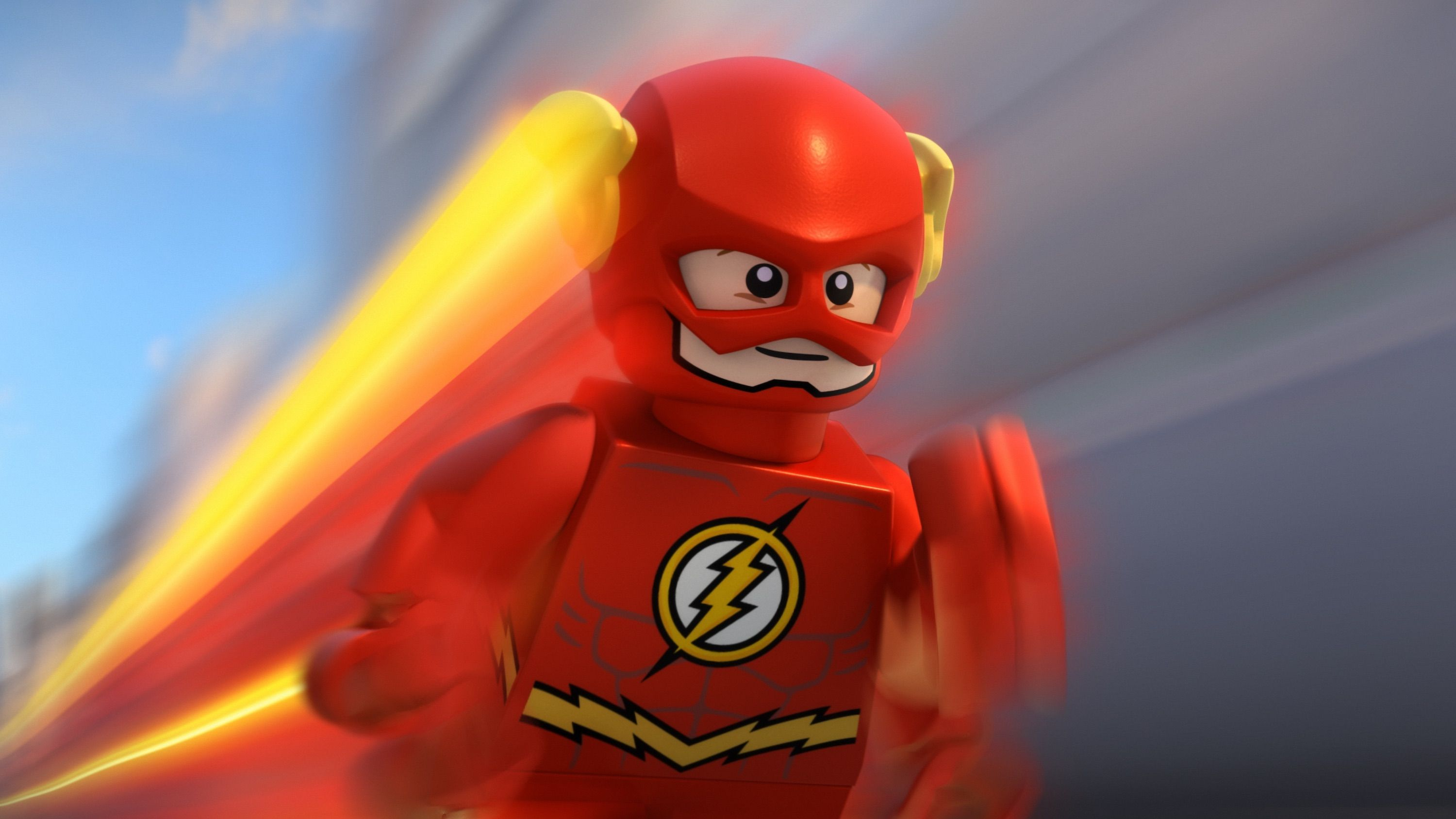 How To Get The Flash In Lego Batman 2