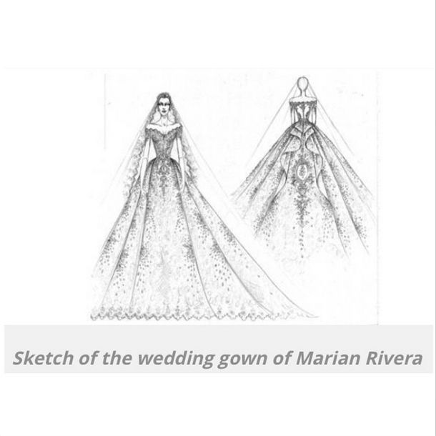 Dress sketches pictures of michael