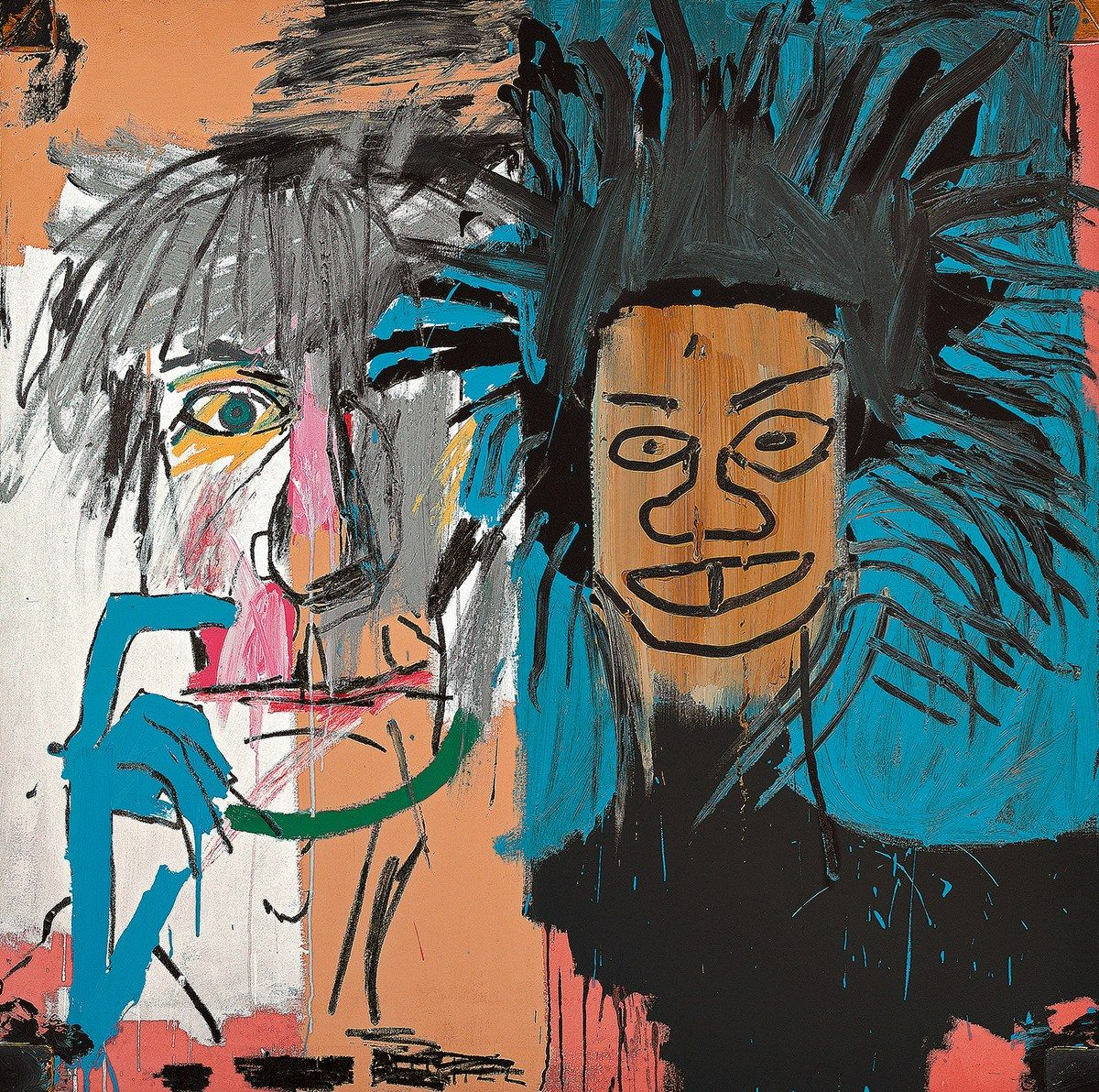 Andy Warhol, Jean-Michel Basquiat, and the Friendship That Defined the Art World in 1980s New York City